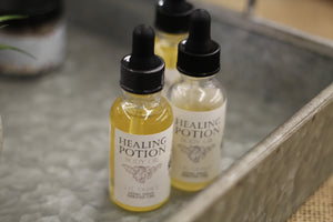 Gypsy Magic Healing Potion Body Oil