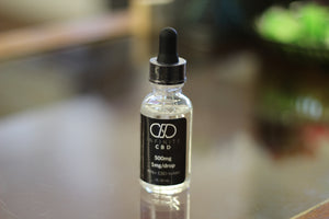 Infinite CBD Oil 500mg with Terpenes