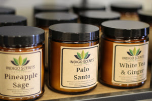 Indigo Scents Candles