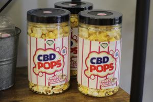 Diamond CBD Popcorn