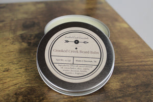 Crooked Creek Essentials Beard Balm