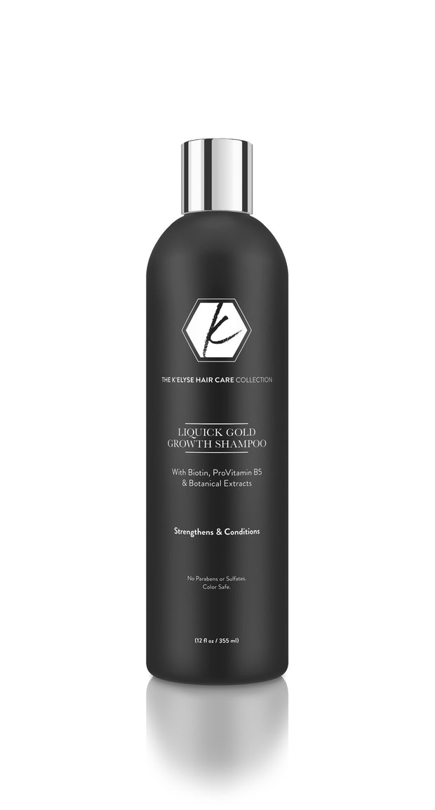 LiQuick Gold Growth Shampoo