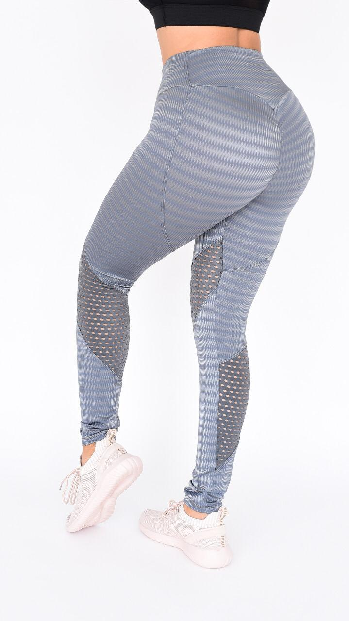 Legging Shiny Net