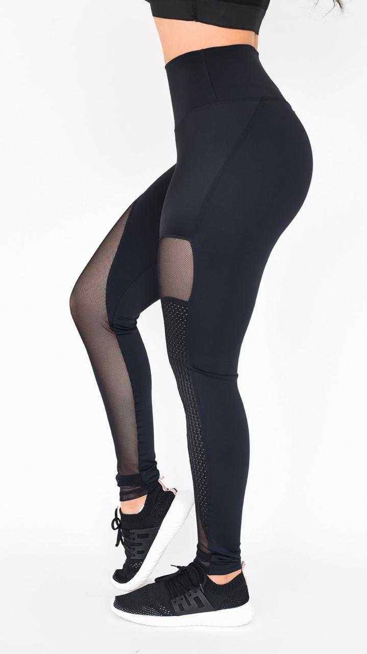Legging Mesh Microperforado