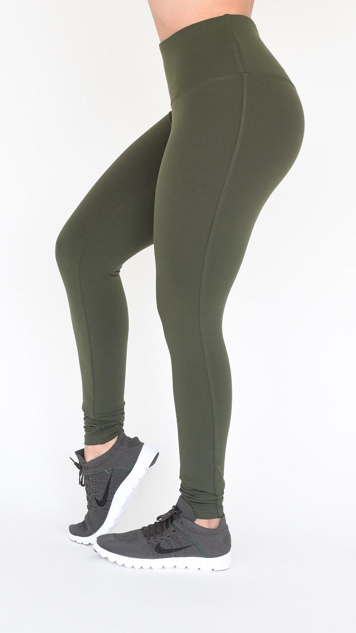 Legging Supplex Pretina Alta