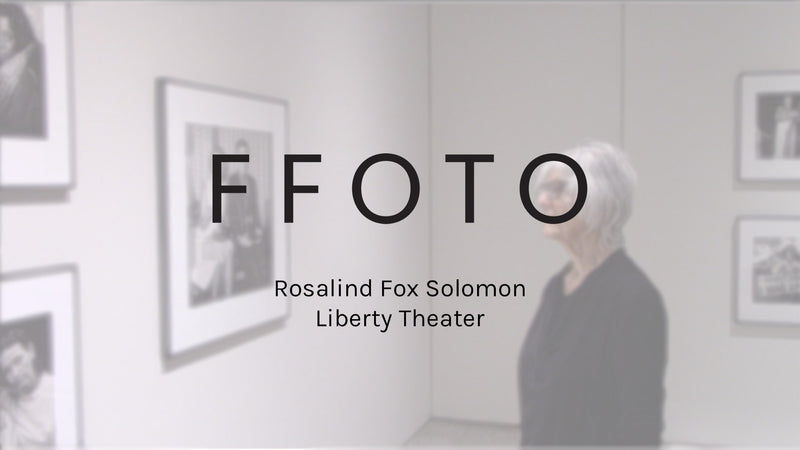 Rosalind Fox Solomon: Liberty Theater