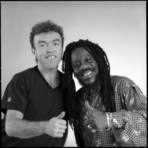 David Corio and Dennis Brown