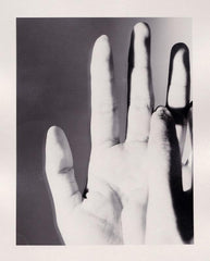 'Hands, II', 2015, by Deanna Pizzitelli