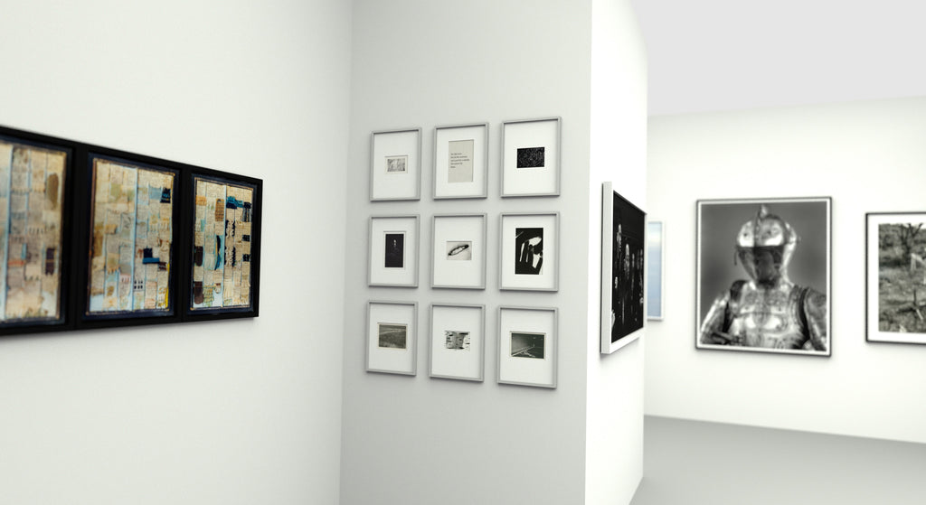 Stephen Bulger Gallery's booth at Paris Photo New York 2020