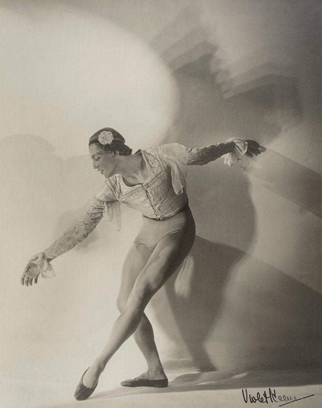 Serge Lifar. The Genius of the Dance - Violet Keene Perinchief | FFOTO