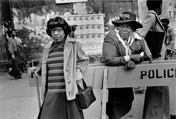 Two Women at a Parade - Dawoud Bey | FFOTO