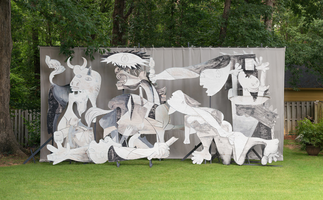 Backyard Guernica (Georgia) 1