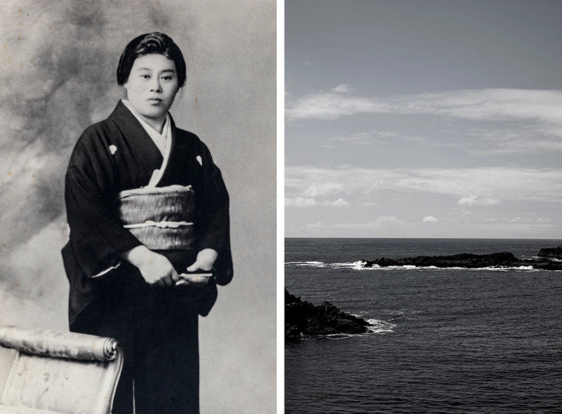 FFOTO-Chino Otsuka-Arrival - Picture Brides who traveled across the Pacific Ocean 4