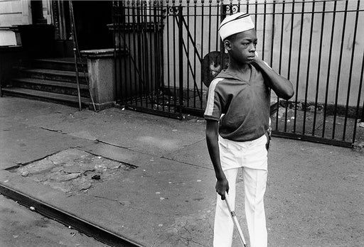 FFOTO-Dawoud Bey-A Young Boy from a Marching Band