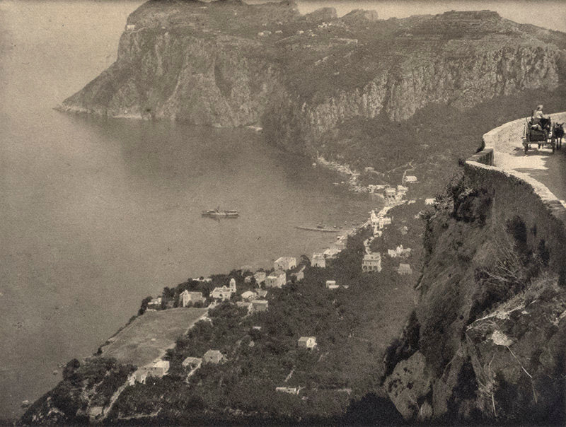 The Cliffs, Sorento - Karl Struss | FFOTO