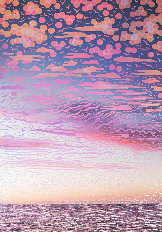 PInk and Blue Sky - Sarah Anne Johnson | FFOTO