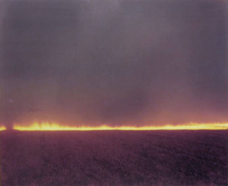 FFOTO-Richard Misrach-Desert Fire #248