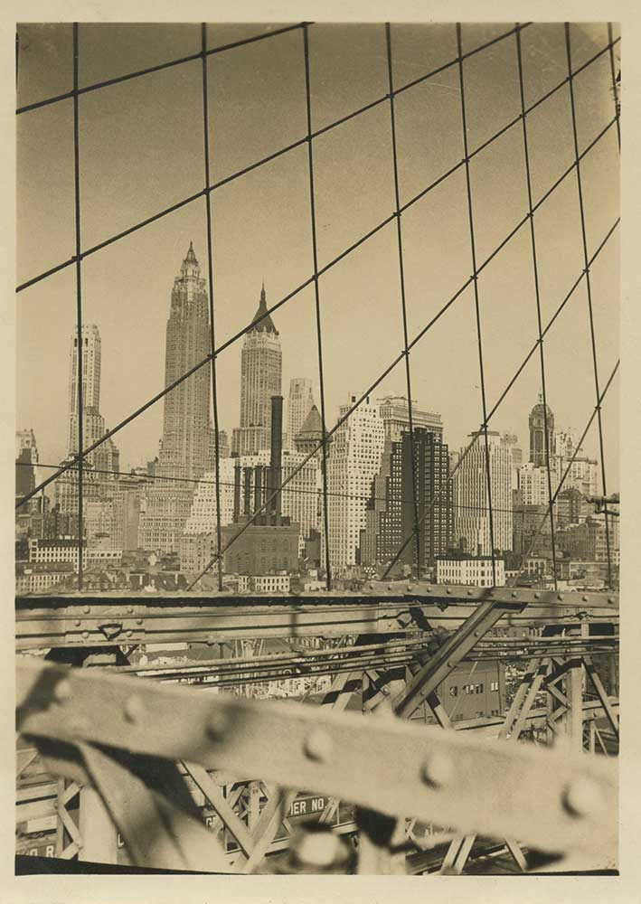 Lower Manhattan from Brooklyn Bridge - Alexander Artway | FFOTO