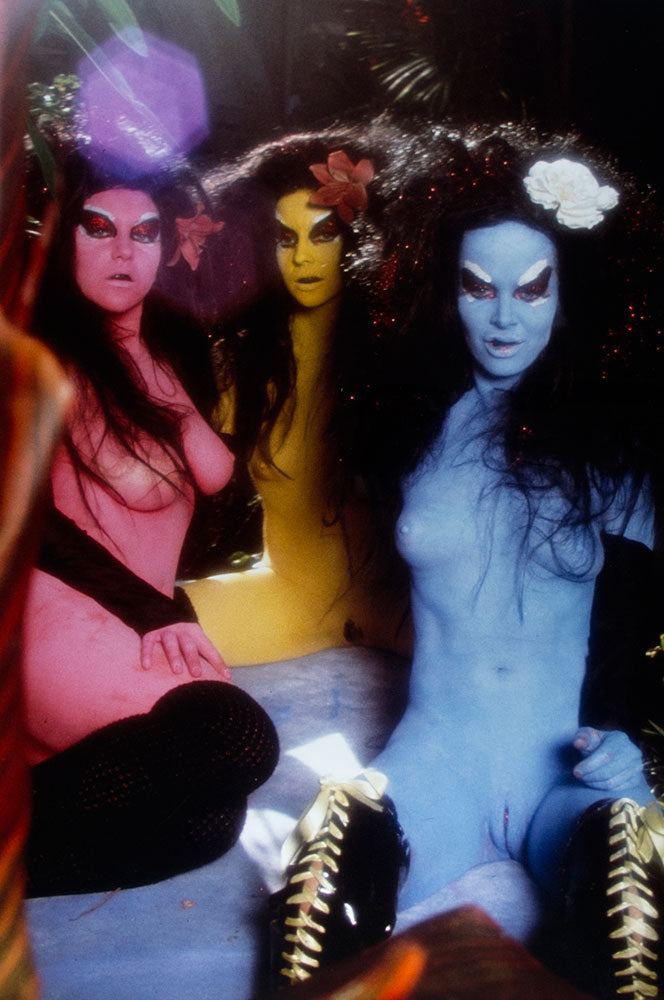 Kembra and Friends, LA - Bruce LaBruce | FFOTO