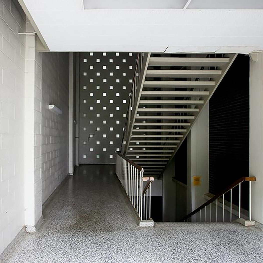 FFOTO-Chris Shepherd-Adult Learning Centre Interior Stairwell