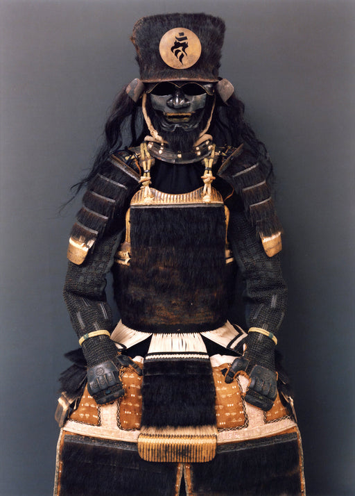 B 25-18-2 Courtesy Samurai Art Museum–Collection Janssen, Berlin, Germany