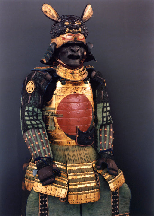 B 31-18-3 Courtesy Samurai Art Museum–Collection Janssen, Berlin, Germany