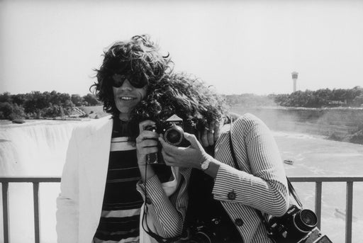 Jagger And Leibovitz