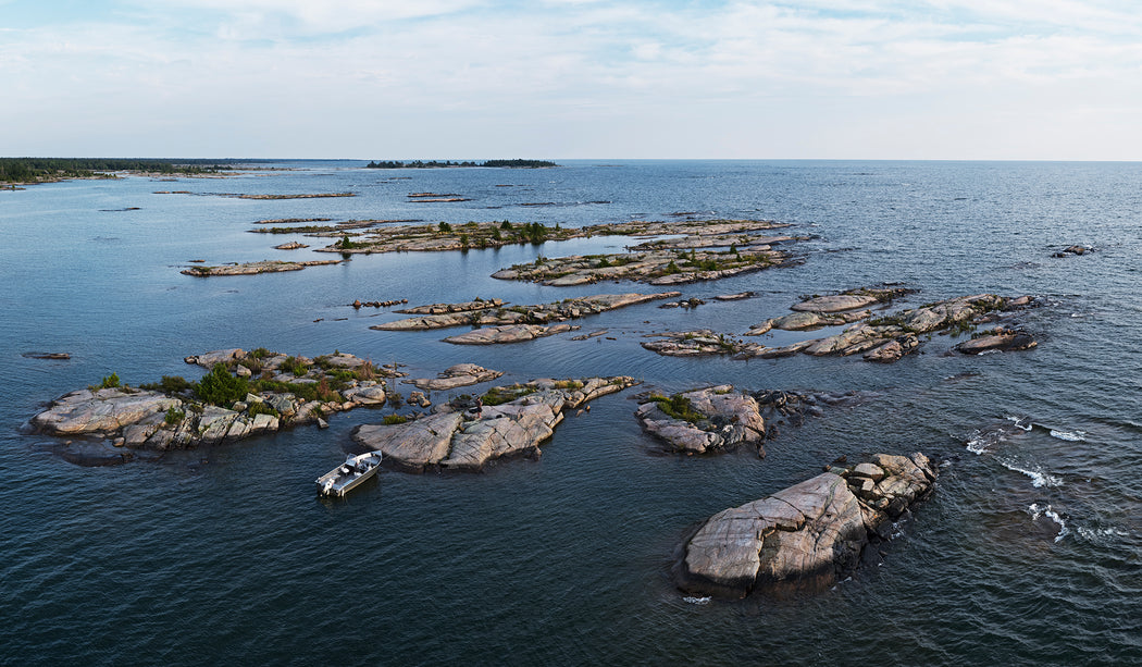 Outer Shoals and Head Islands, Georgian Bay, ON