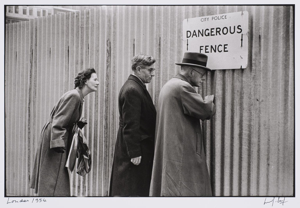 Dangerous Fence, London