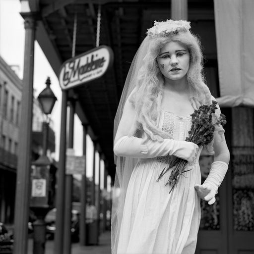 Bride, New Orleans, Louisiana