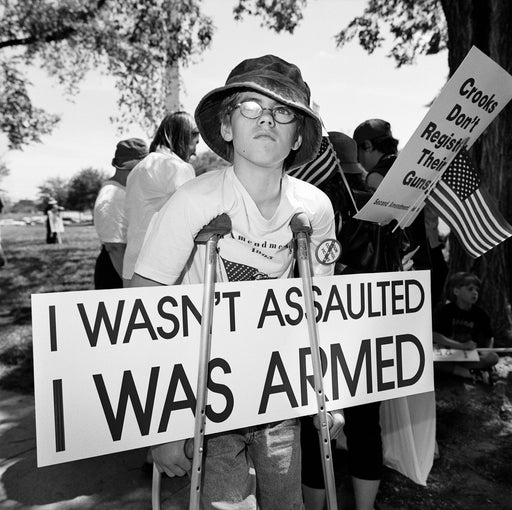 "Washington, D.C. [""I wasn't assaulted, I was armed""]"