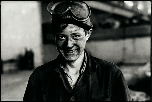 Worker's portrait