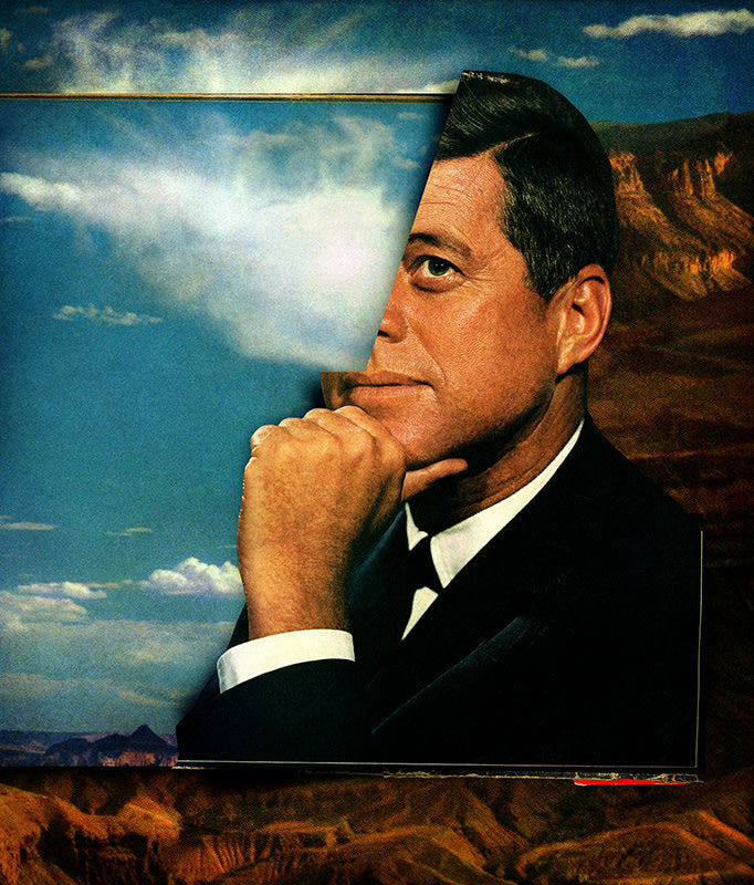 Untitled (John F. Kennedy) - Peter Horvath | FFOTO