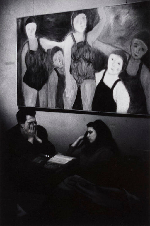 FFOTO-Dave Heath-7 Arts Coffee Gallery, Sheila, NYC