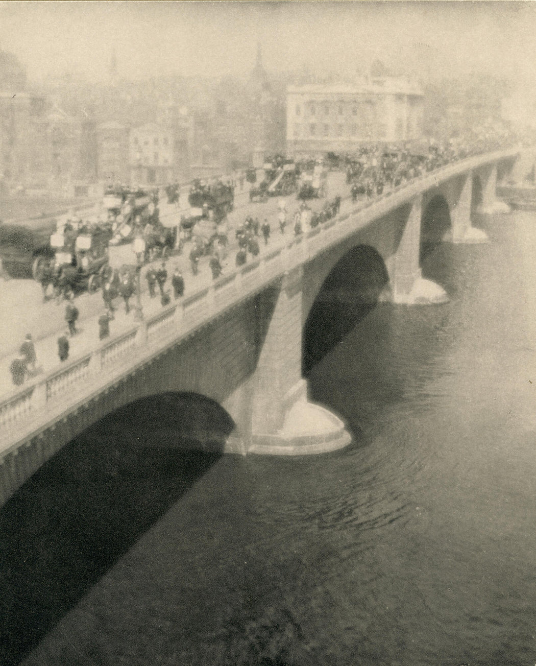 The Bridge – Sunlight - Alvin Langdon Coburn | FFOTO