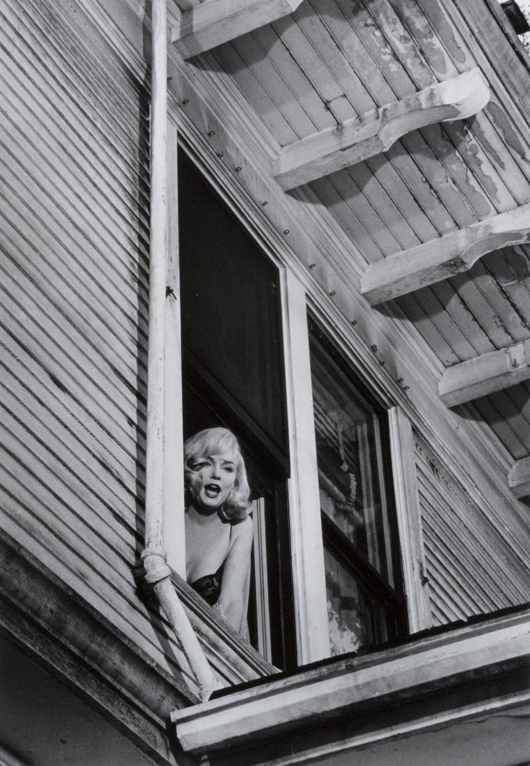 "FFOTO-Inge Morath-Filming of ""The Misfits"", Marilyn Monroe"