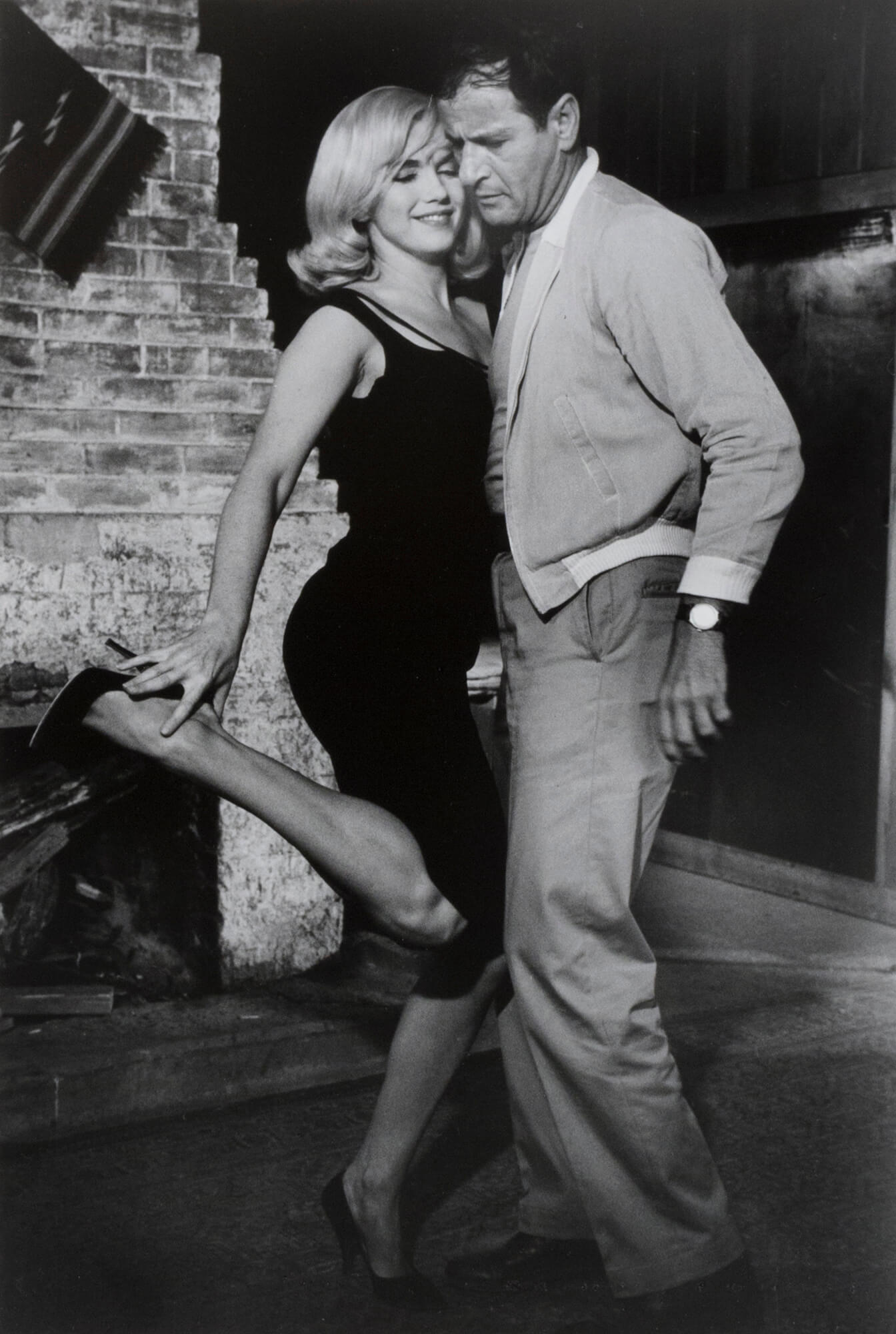 Inspiration icons  FFOTOIMAGE_Inge-Morath_Marilyn-Monroe-and-Eli-Wallach-during-the-set-of-The-Misfits_1960_1344x