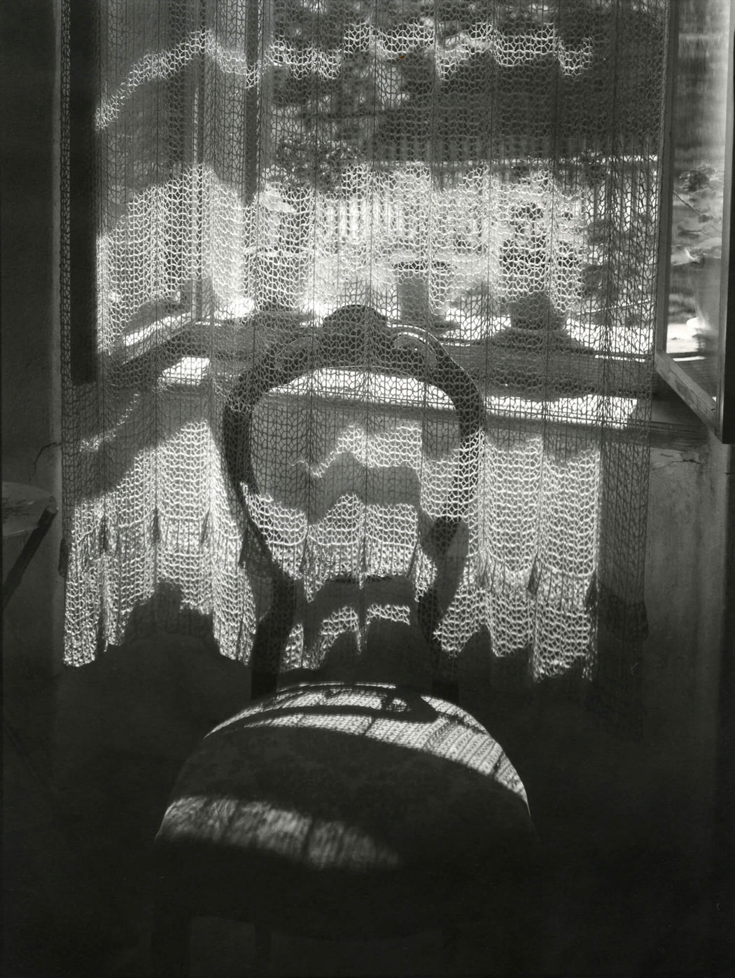 FFOTO-Josef Sudek-Chair in Janacek's House