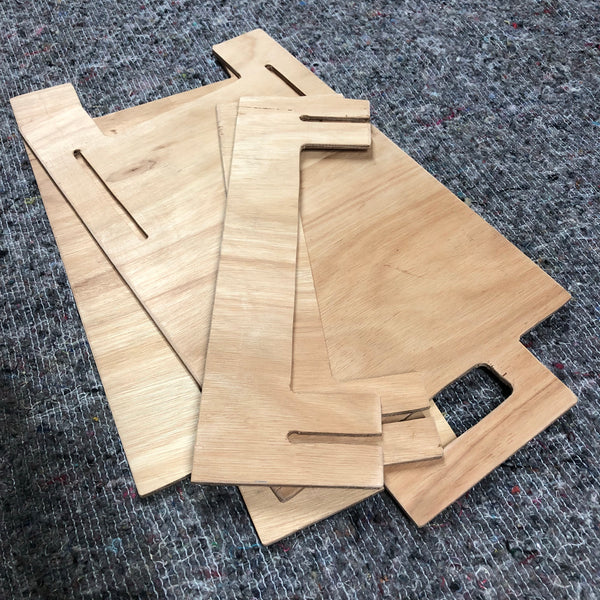 Ben the bin birch plywood