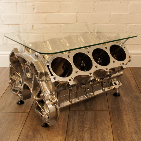 Jeremy - The V8 table
