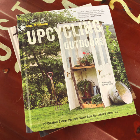 Upcycling Outdoors - signed by Max