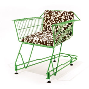 Annie - The shopping trolley chair