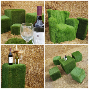 Grass furniture
