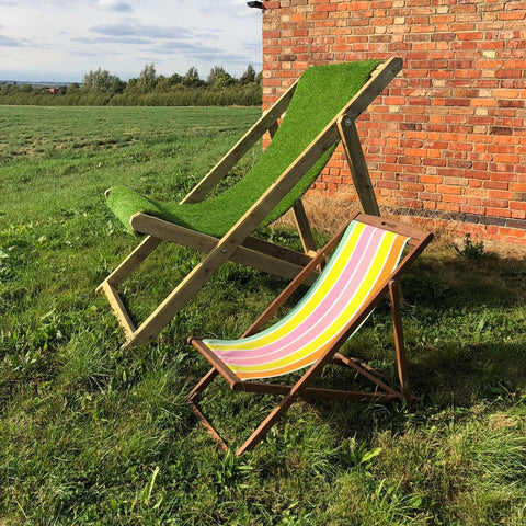 The massive deck chair