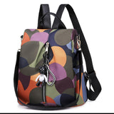 Anti-theft Multifunction Oxford Backpack(Free shipping)