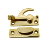 Window Sliding Sash Fastner - Brass