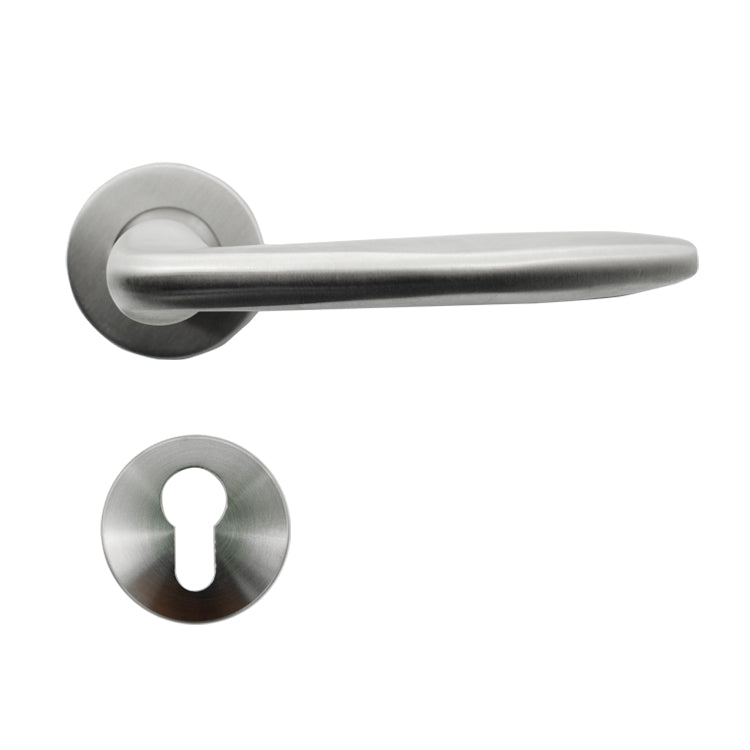 Stainless Steel Mortice Door Lever Handle - BHALBOURG