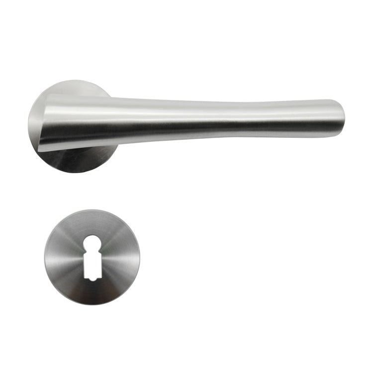 Form Stainless Steel Mortice Door Lever Handle - BHALTA