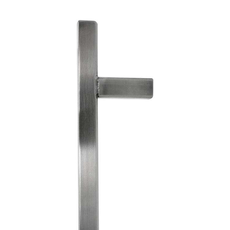 300mm X 16mm Stainless Steel Square Handle (Pair)