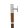 AV11 Solid Wood & Solid Aluminium Door Pull Handle -(Each)